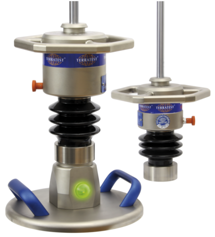 Dispositivo de carga dinámica de peso medio - MFG-2.0